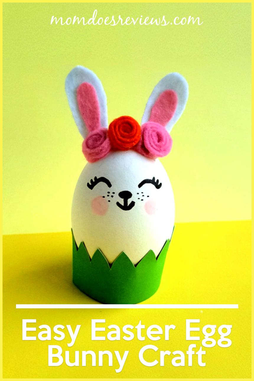 Easter Egg Bunny Craft