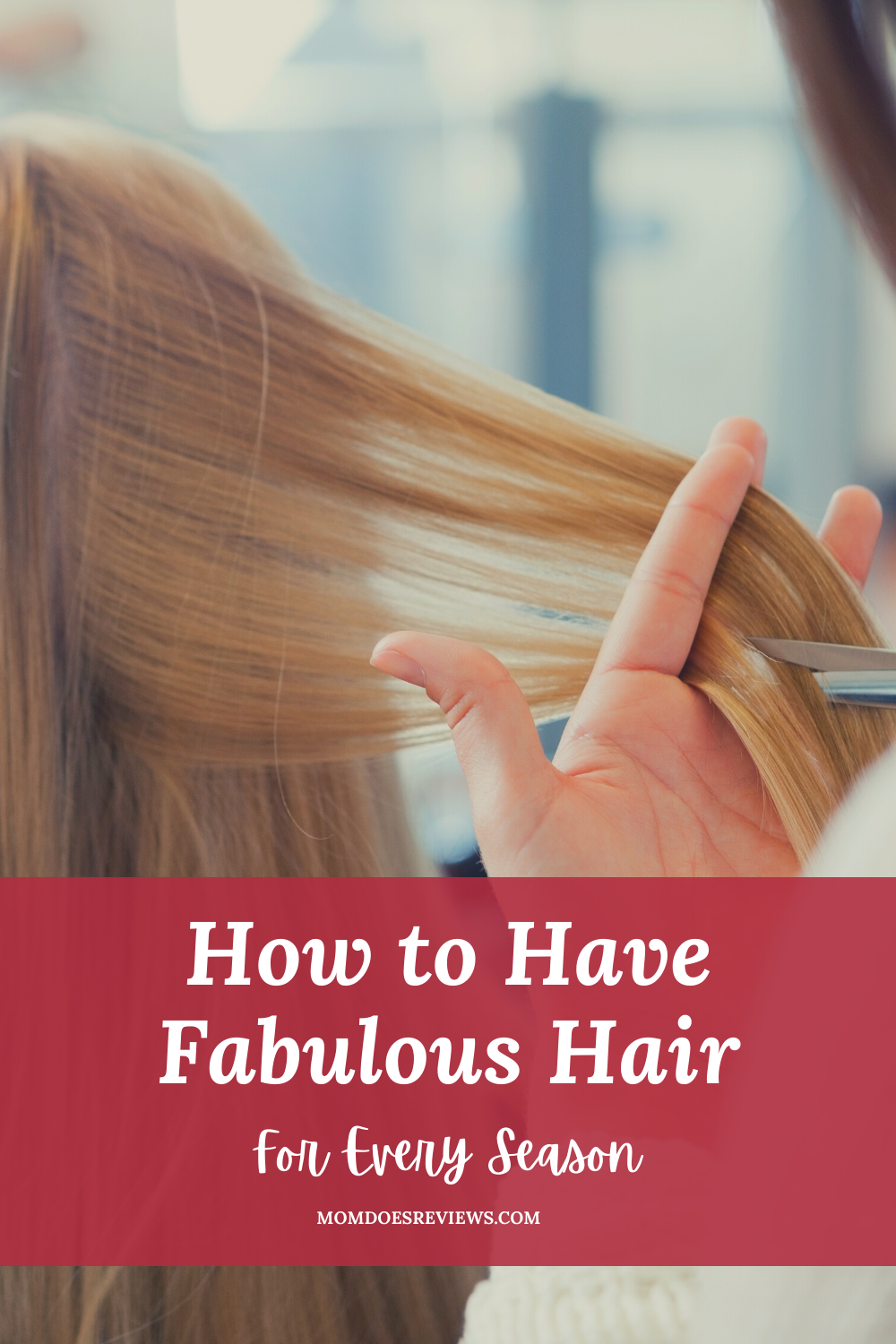 How to Take Care of Your Hair During Dry Season