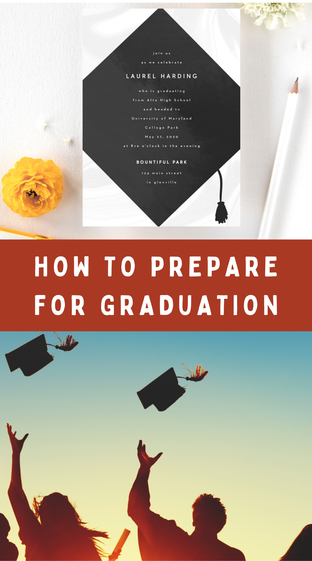 How to Prepare for Graduation