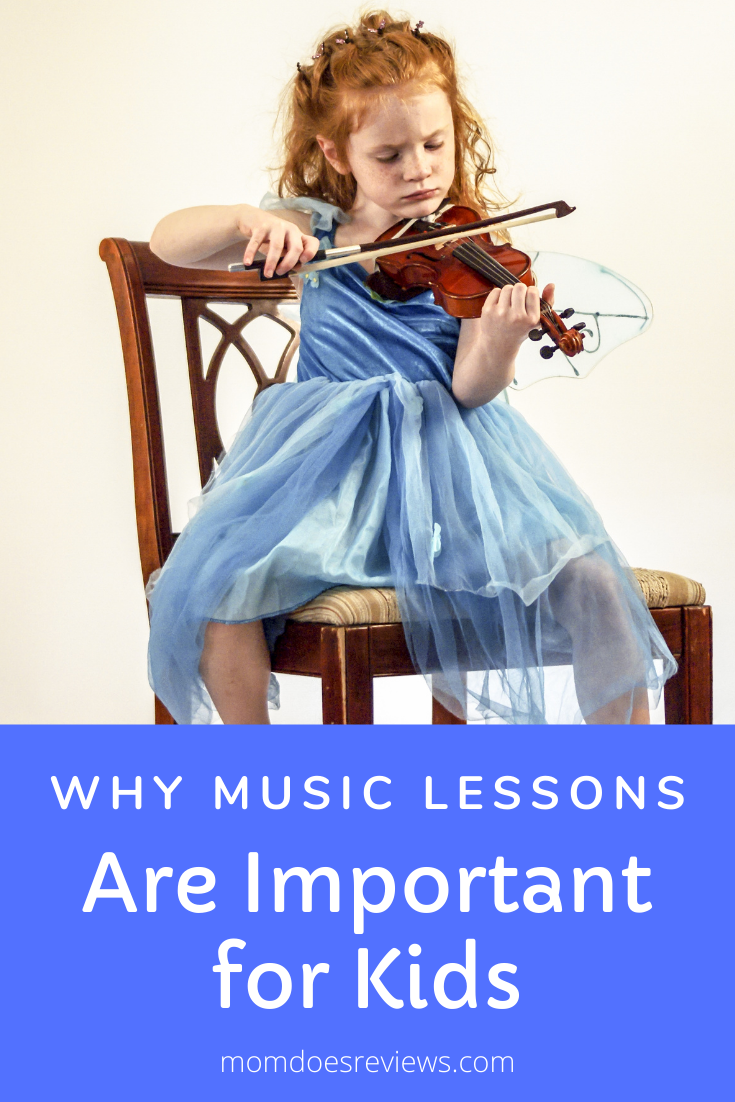 Why Are Music Lessons Important for Children?