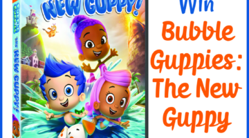 #Win Bubble Guppies: The New Guppy DVD!#FeelingLucky Giveaway Hop