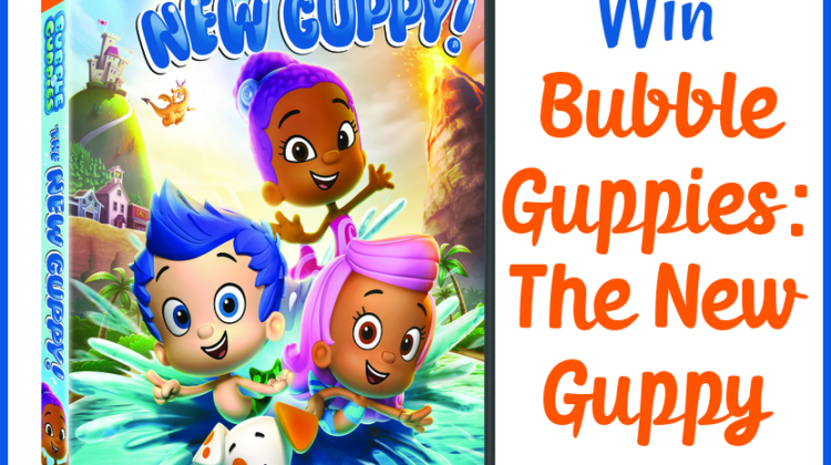 #Win Bubble Guppies: The New Guppy DVD! #FeelingLucky Giveaway Hop