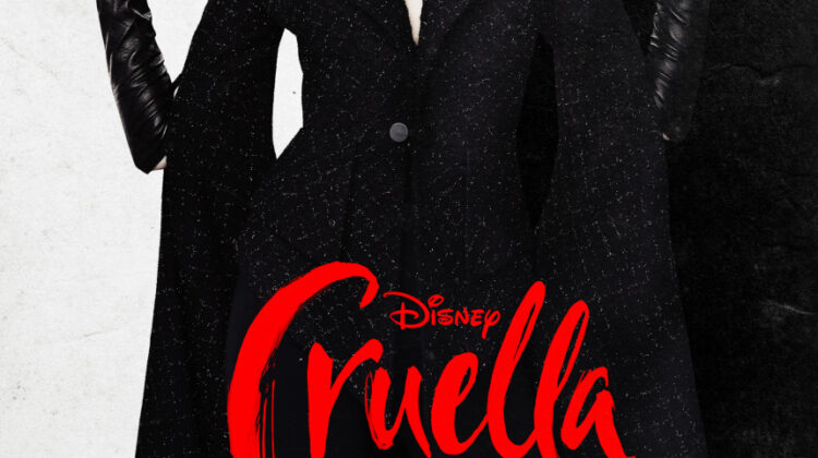 Watch the Trailer for Disney's Cruella, Live-Action Film! #Cruella