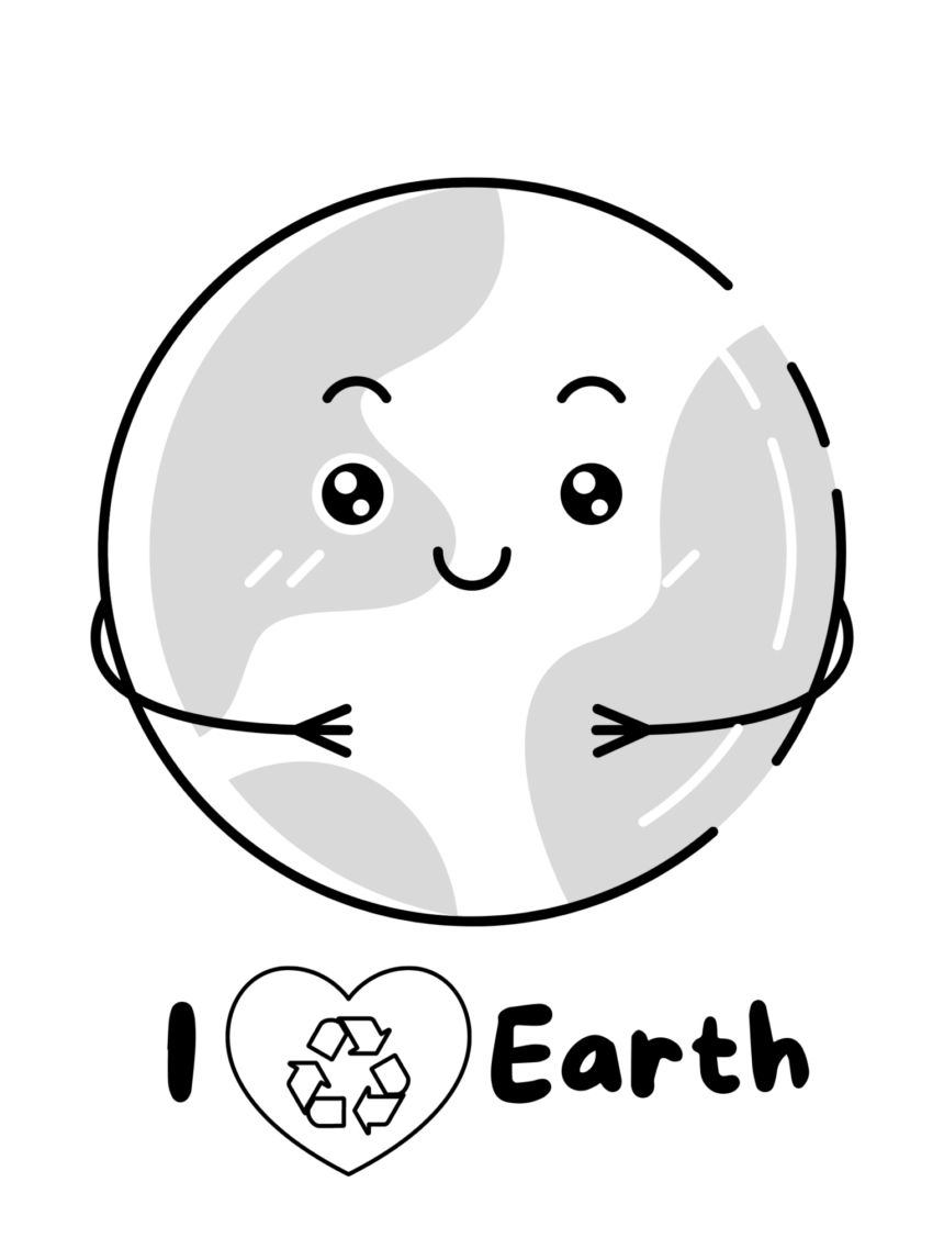 Celebrate Earth Day with Free Printables! #earthday #printables #funstuff