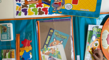 School Zone Preschool Learning Kit