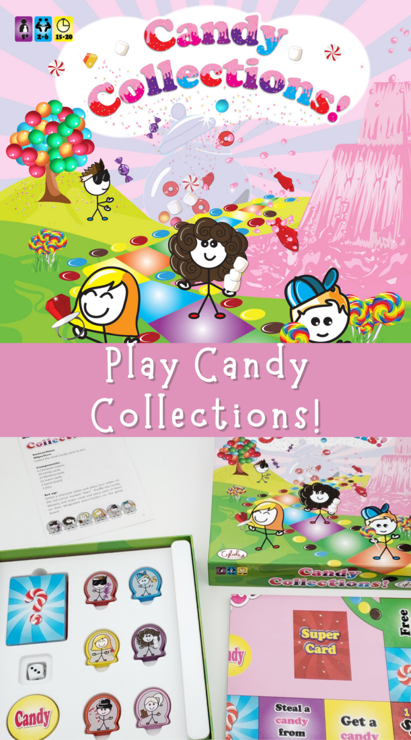 2 #Winners - Candy Collections Game! #SpringintoSummerFun