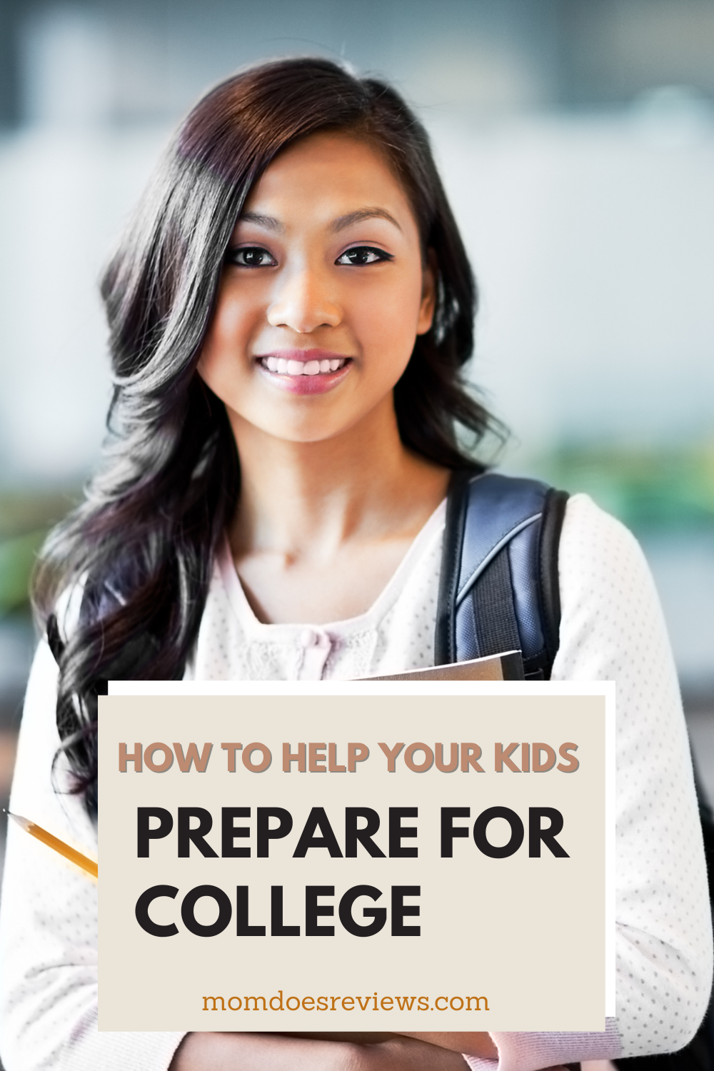 How To Support Your Kids When They're Preparing For College
