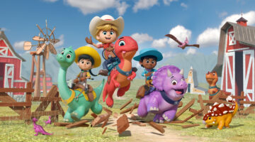 Don't miss Dino Ranch on Disney Junior! #DinoRanch