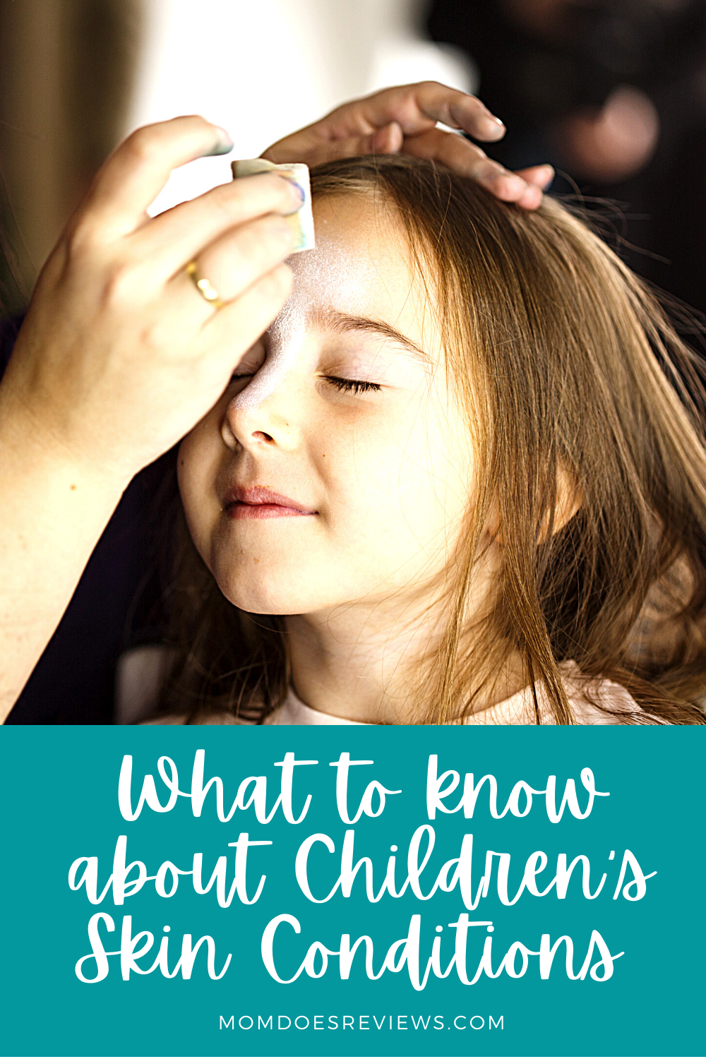 4 Reasons Why Your Children May Be Experiencing Chronic Skin Conditions