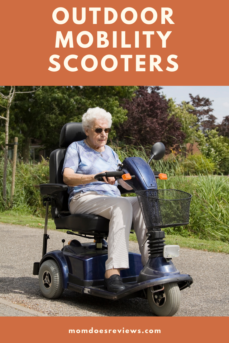 Why Should You Consider An Outdoor Mobility Scooter?