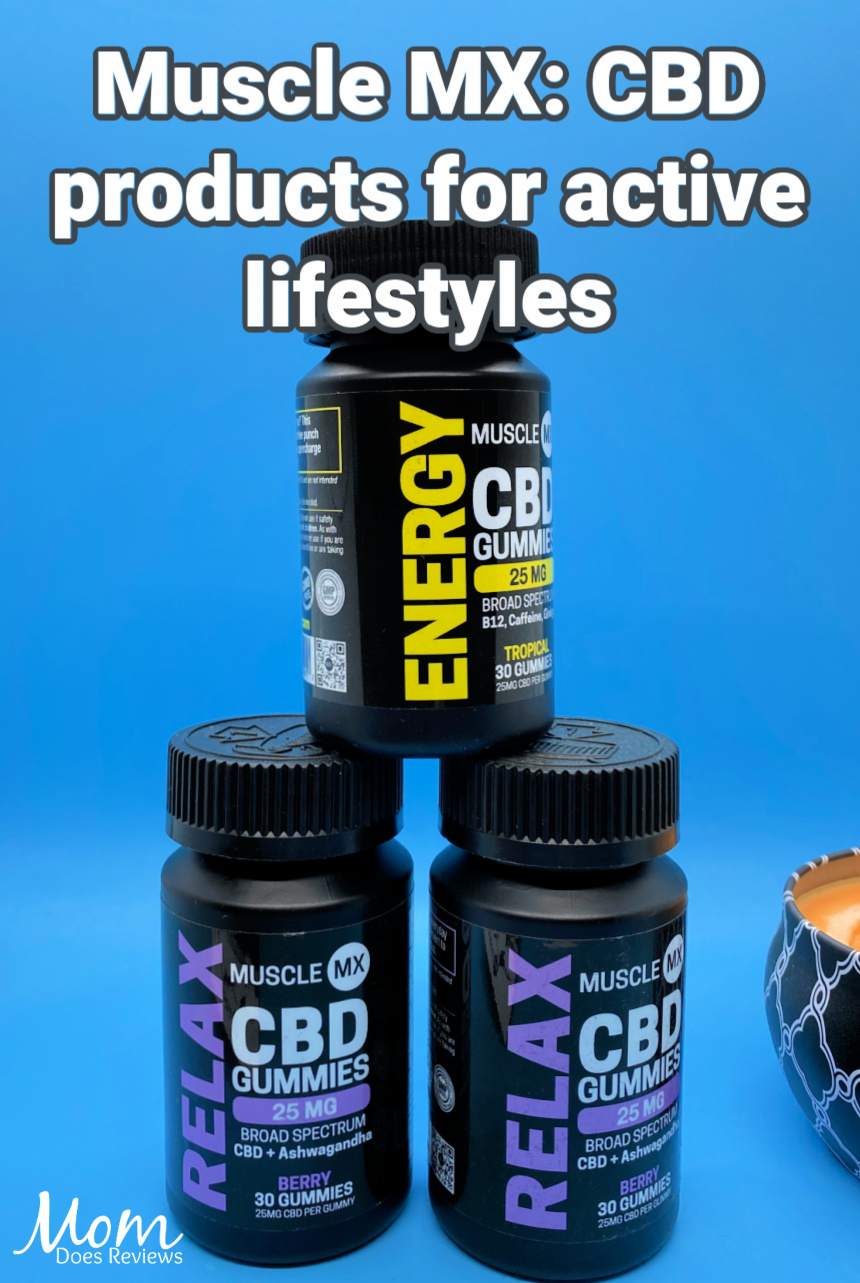 CBD products for active lifestyles