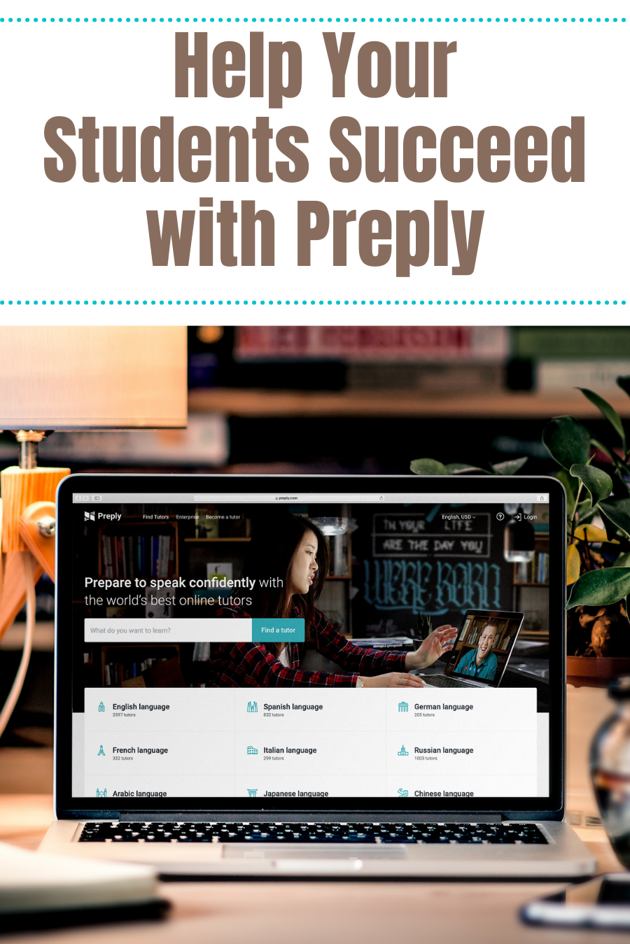 Help Your Students Succeed with Preply