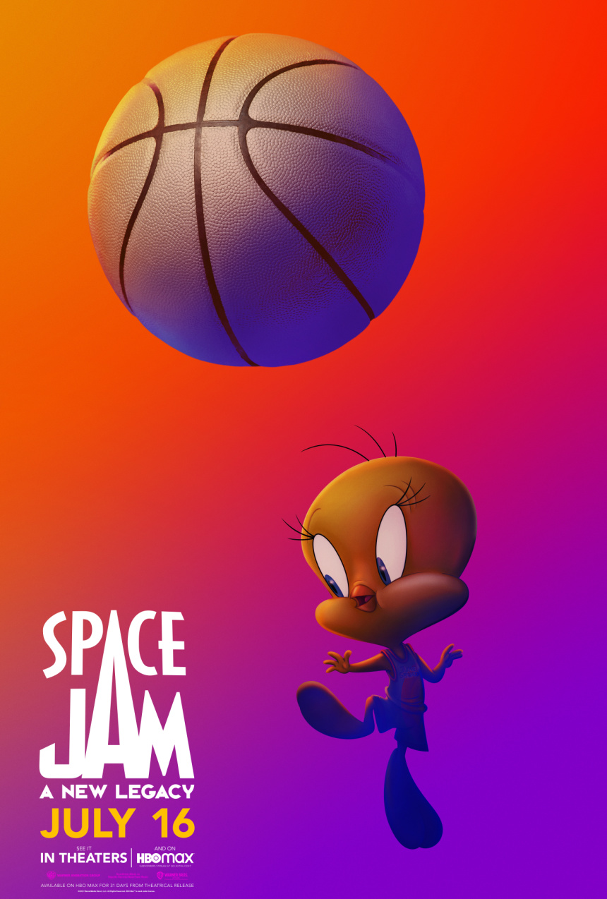 Don't miss the New Trailer and Posters for Space Jam: A New Legacy! #SpaceJamMovie
