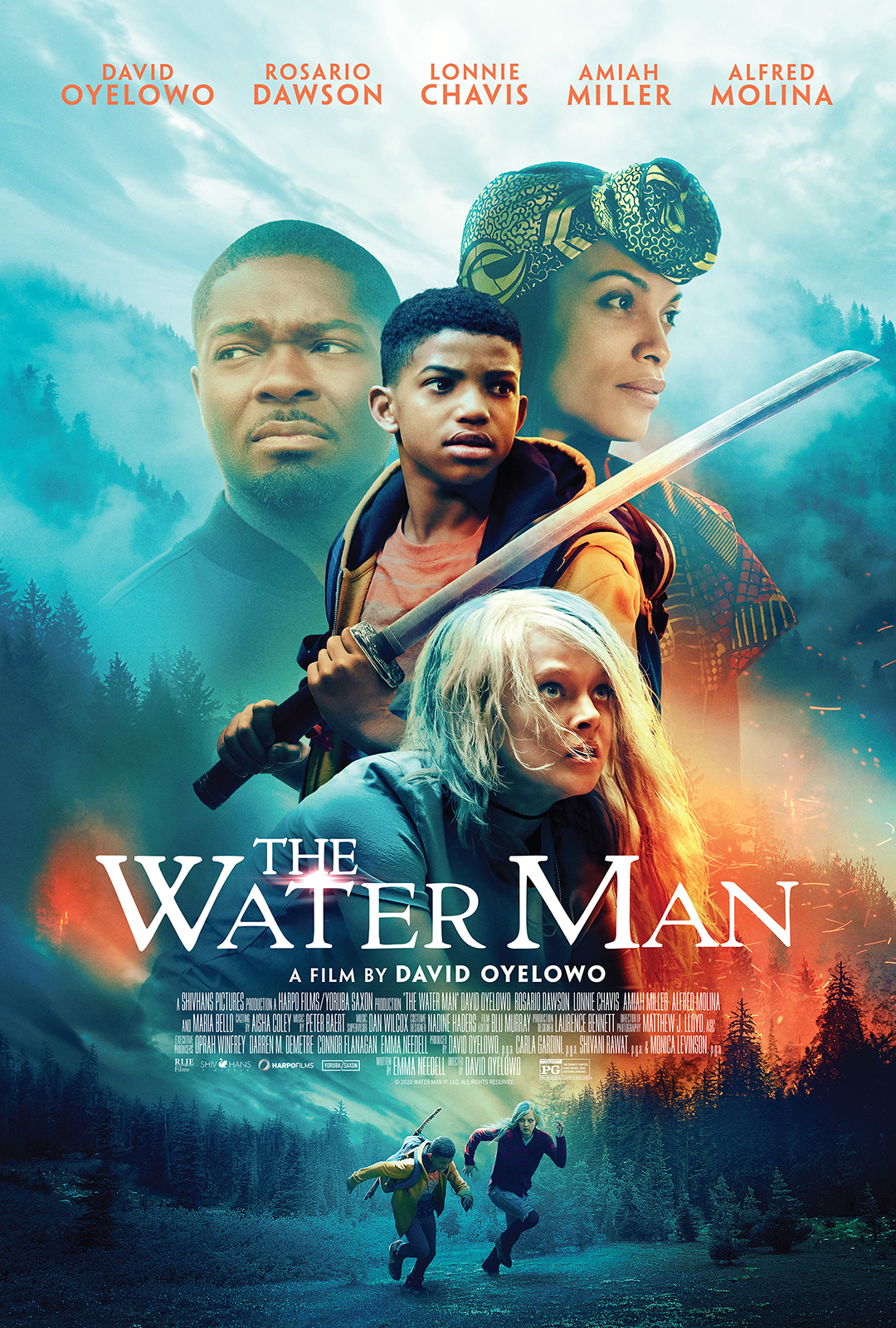 Watch the New Trailer for THE WATER MAN #TheWaterMan