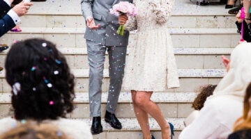 Wedding Dress Styles for the Older Bride