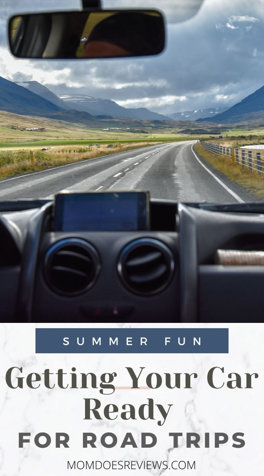 Getting Your Car Ready Before You Hit The Road This Summer