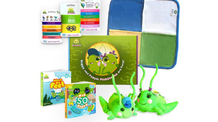 Win The Hoppy & Poppie PinkCheeks Gift Box