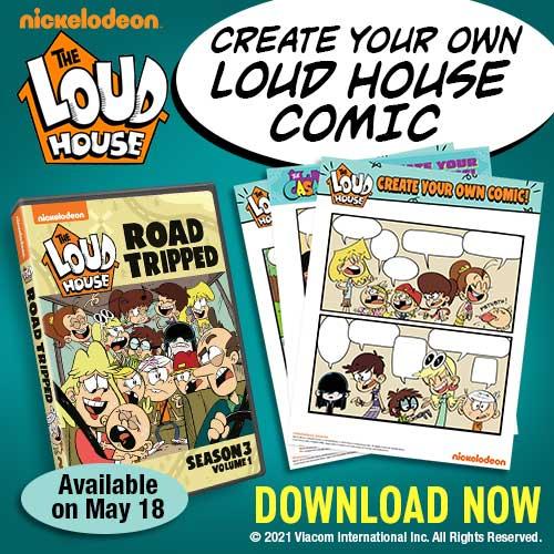 LoudHouse Comics