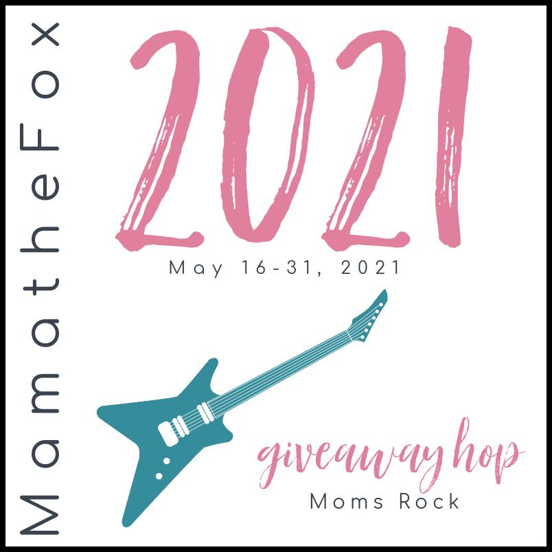 Moms rock giveaway hop