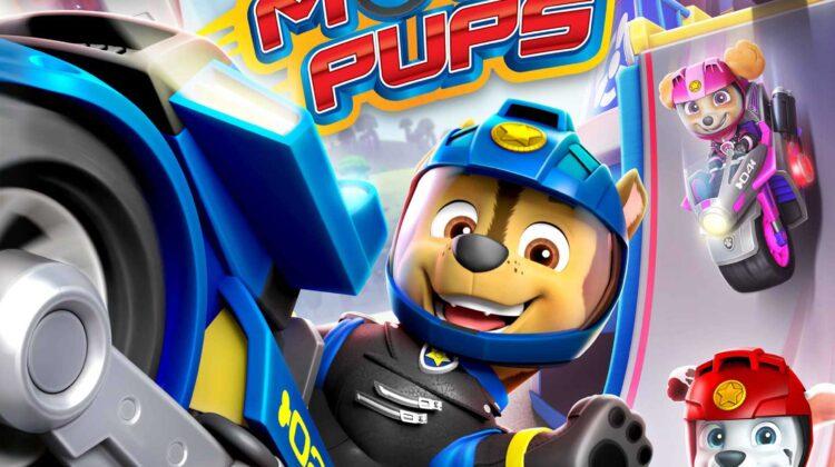 Paw-some Fruit Kabobs for PAW Patrol: Moto Pups- on DVD 6/1