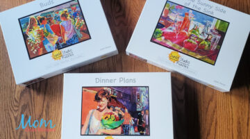 Fall in Love with Puzzles from Sunlit Studio Puzzles