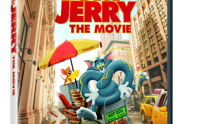 Tom & Jerry COMES HOME FROM WARNER BROS. HOME ENTERTAINMENT