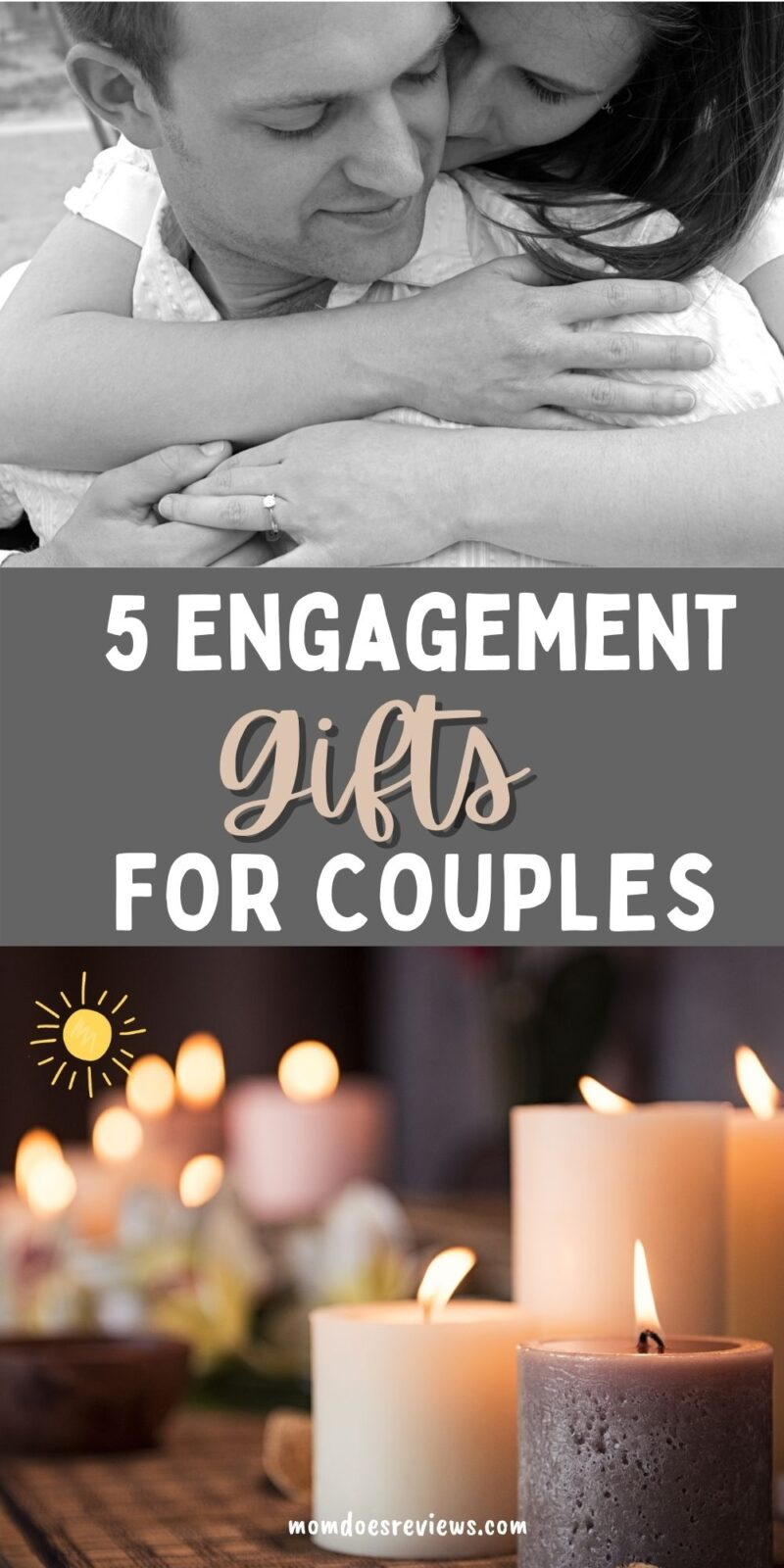 5 Best Engagement Gifts for Couples