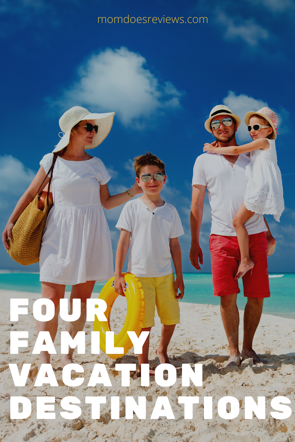Vacation Time for the Family: 4 Destinations Worth Looking Into