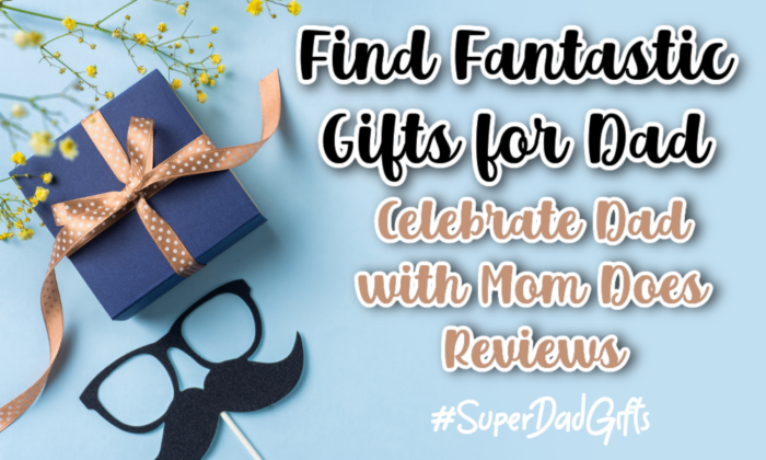Find the Best Gifts for Dad! Gift Guide 2021  #SuperDadGifts
