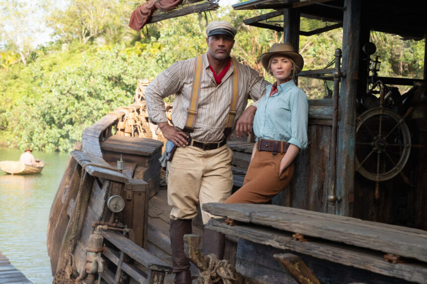 """Check out the New Trailer for Disney's """"Jungle Cruise"""" #JungleCruise"""