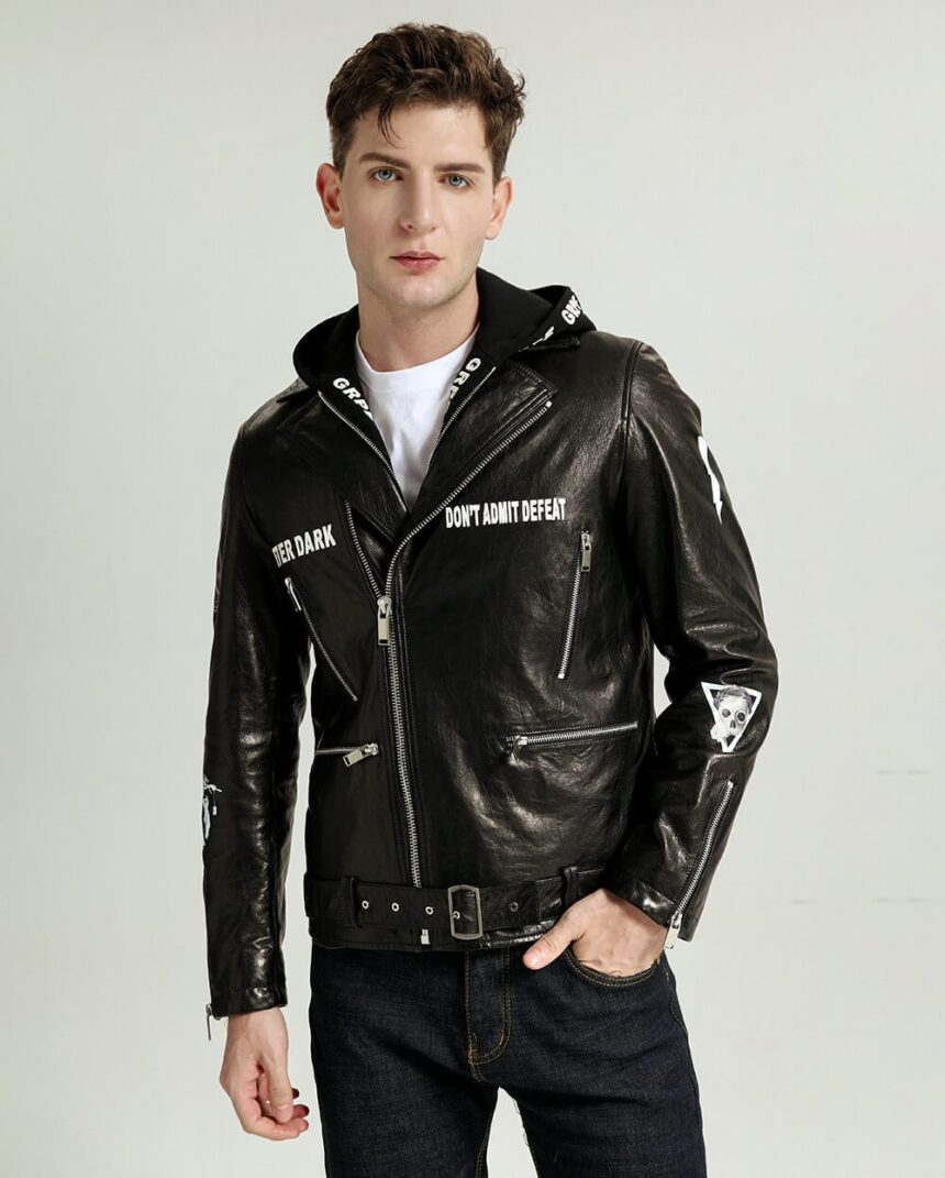 Why a Bespoke Genuine Leather Jacket is the Best Gift for Him