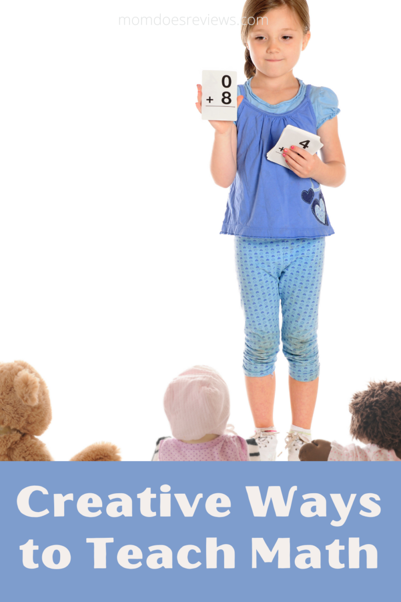 Six Simple but Creative Ways to Teach Math to Students