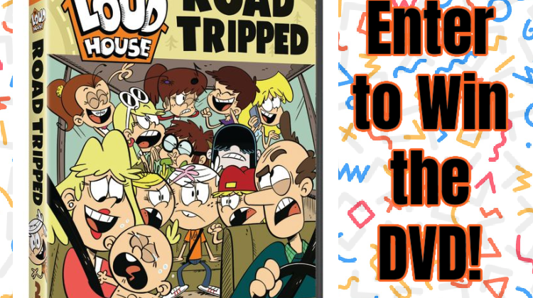 #Win Nickelodeon's The Loud House: Road Tripped!