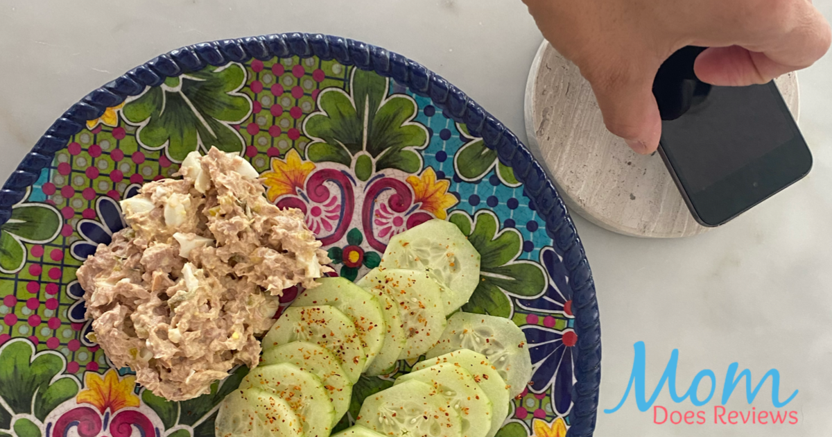 Healthier options with Einova Charging Stone and Safe Catch Elite Wild Tuna this summer