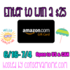 #Win $25 Amazon GC, US/CAN