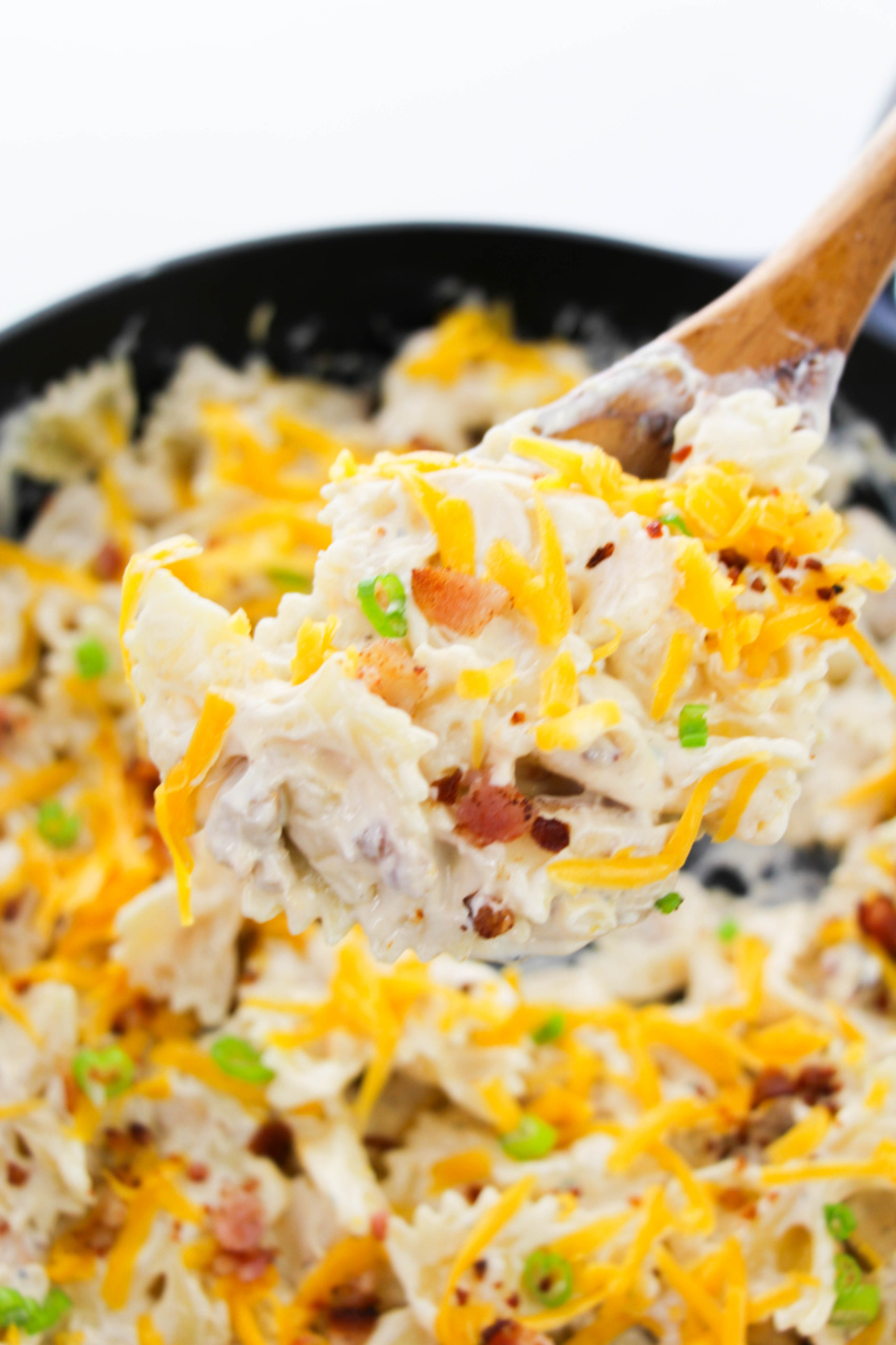 Crack Chicken #Recipe #crackchicken #comfortfood #getinmybelly