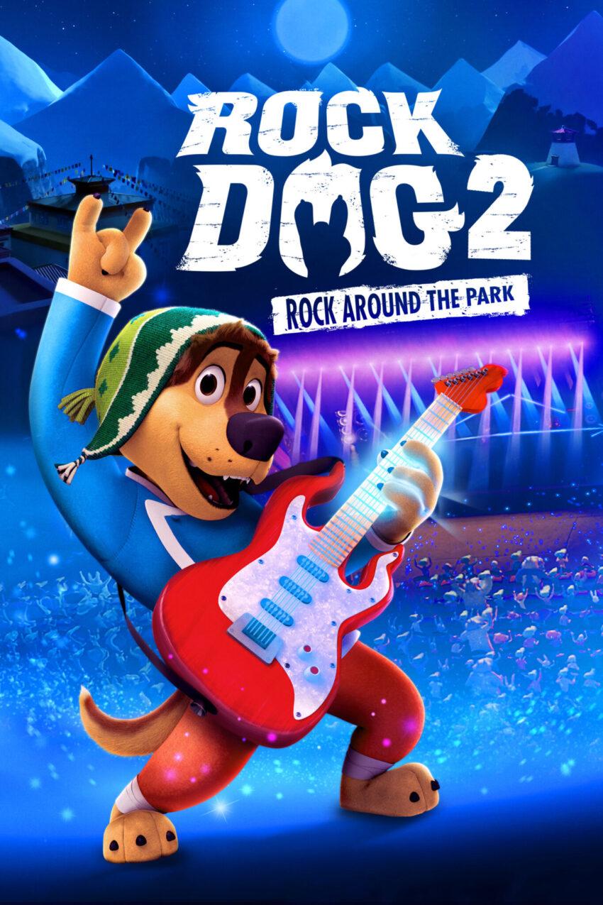 #Win Rock Dog 2: Rock Around The Park DVD! #RockDog2