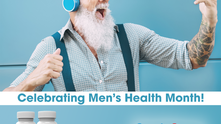 #Win a Vitamin Prize pack to Celebrate Men's National Health Month!