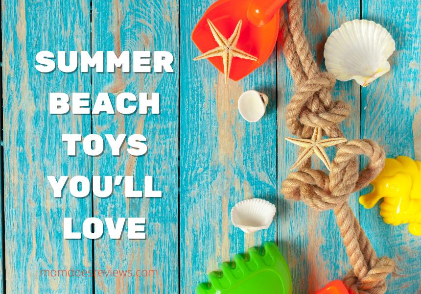 Fun Beach Toys You'll Love