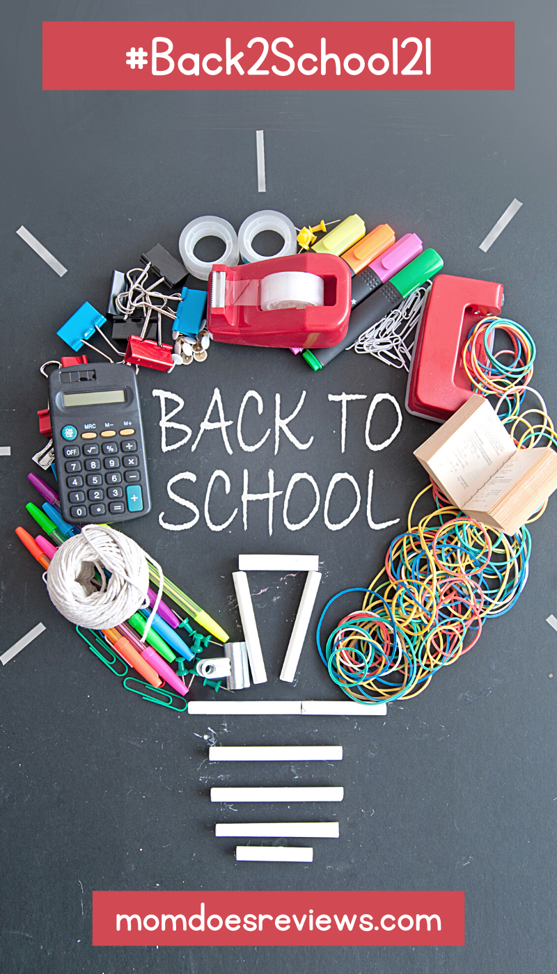 Get Ready for Back to School with Mom Does Reviews #Back2School21