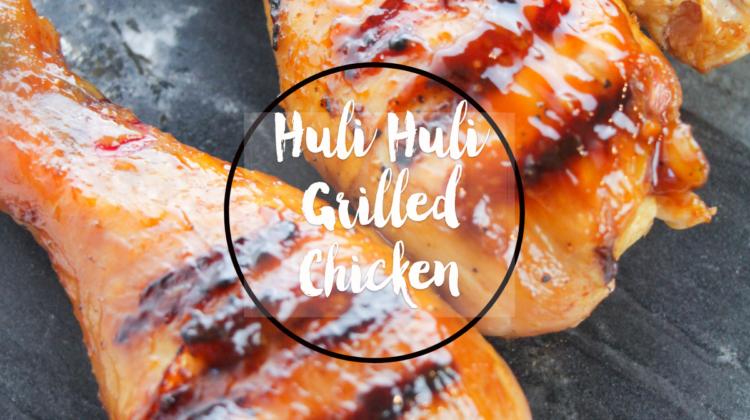 Grilled Hawaiian Huli Huli Chicken Recipe