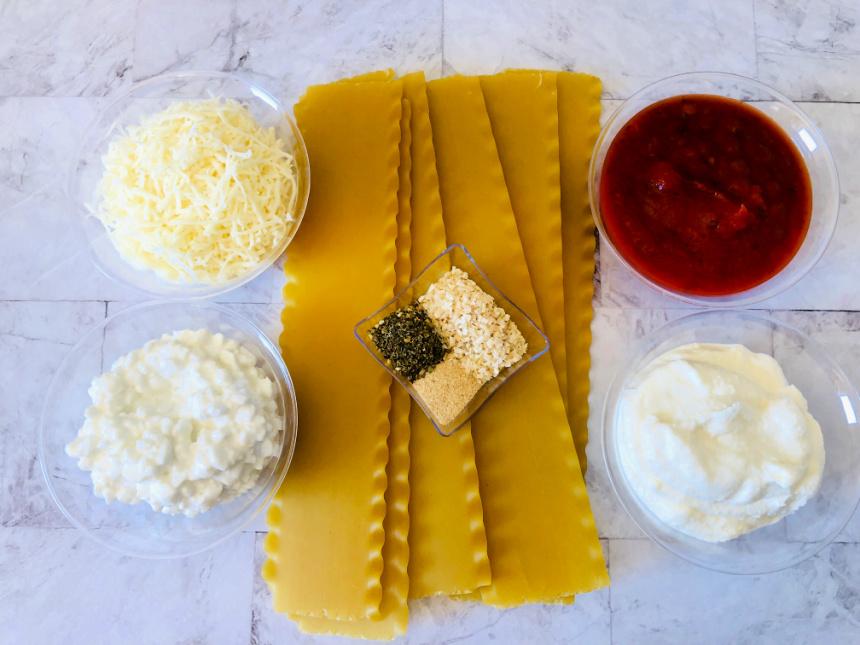 Lasagna Rolls #Recipe