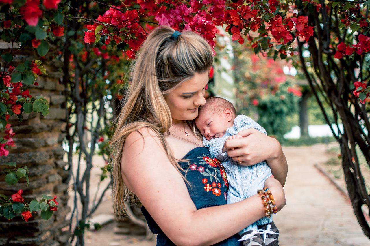 Mental Health Tips for New Moms