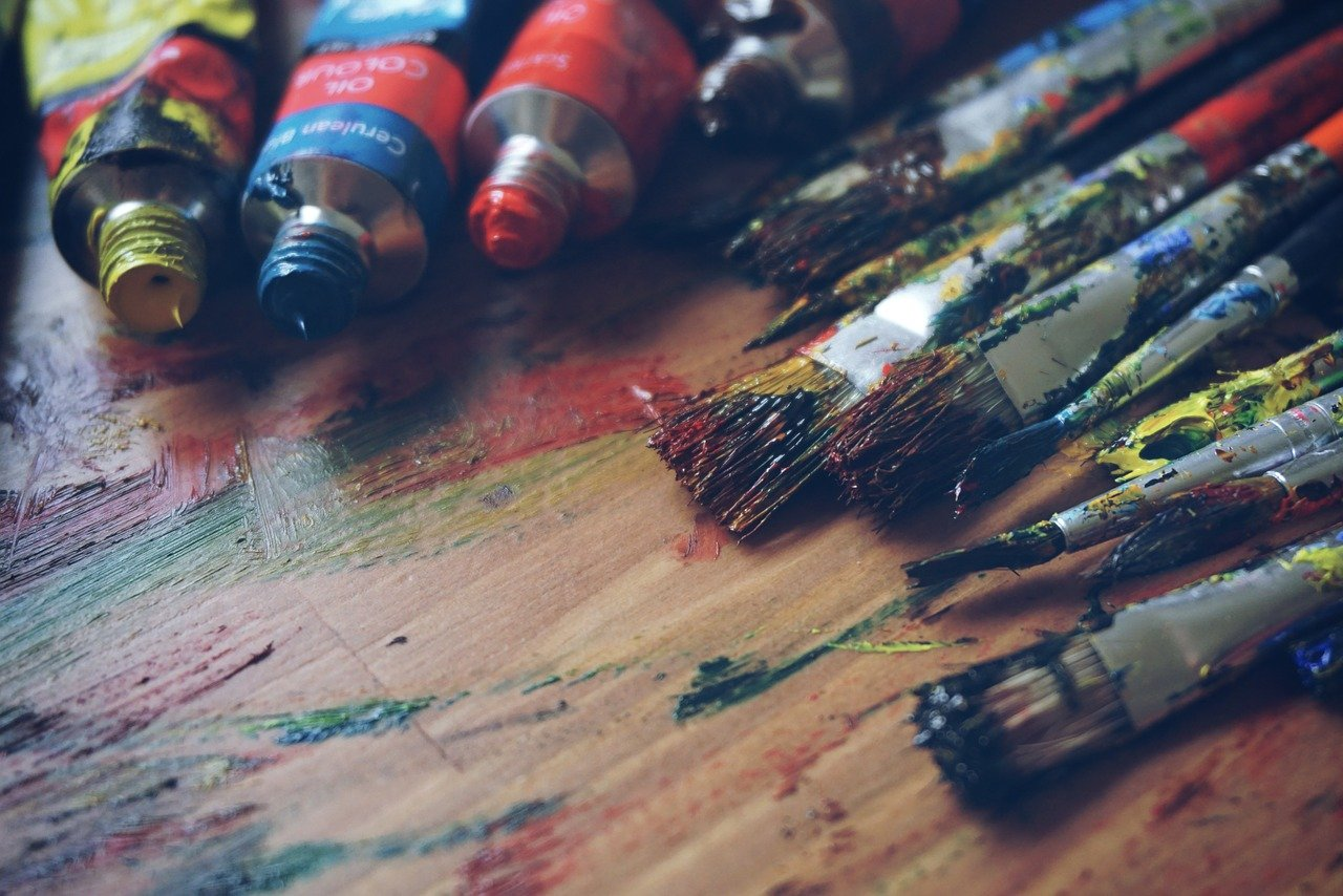 5 Steps to Get Started with Painting