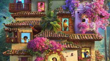 "Introducing Walt Disney Animation Studios' All-New Original Film ""Encanto"" #Encanto"