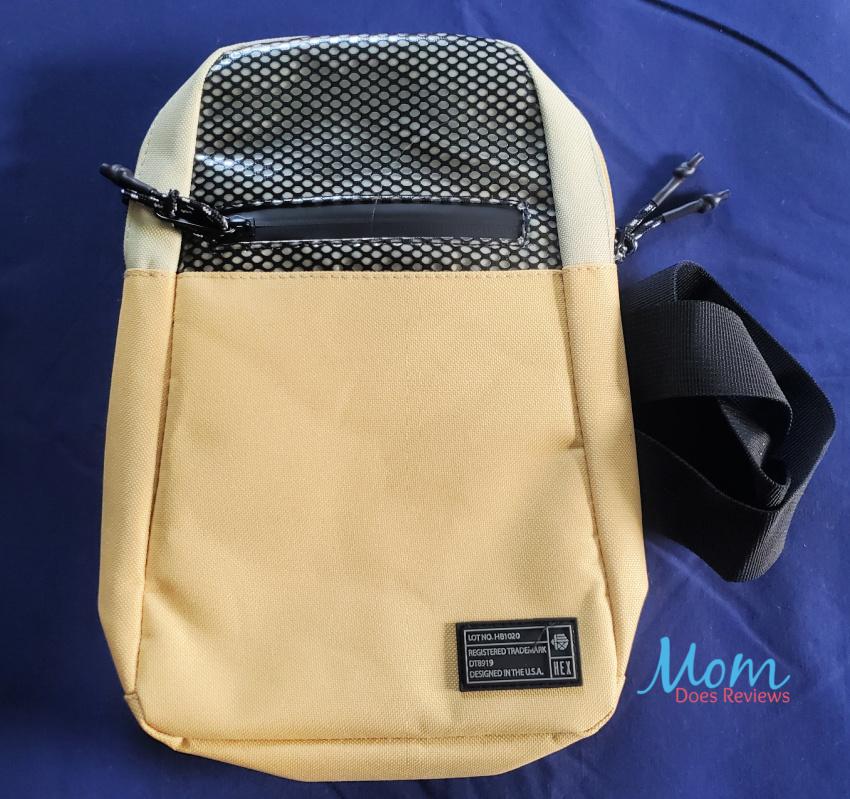 HEX Mesh Shoulder Bag