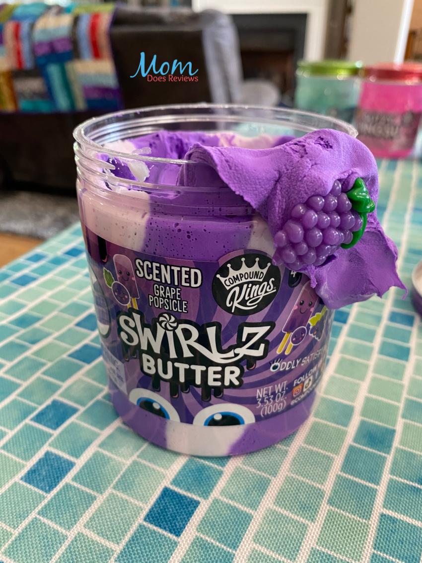 Compound Kings- Swirlz Butter Slime