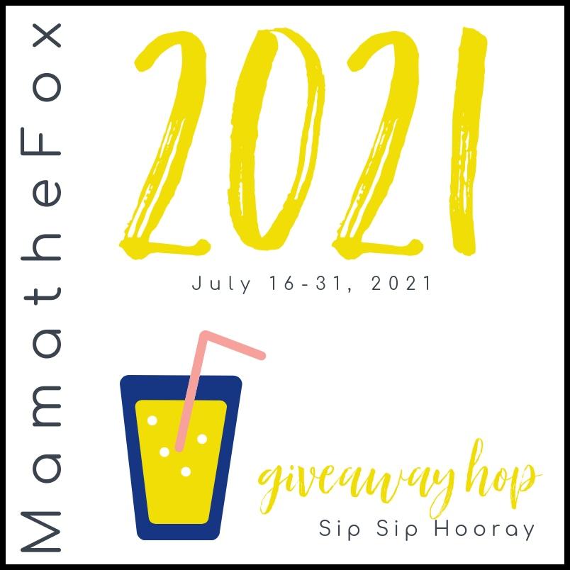 SIP sip hooray giveaway hop