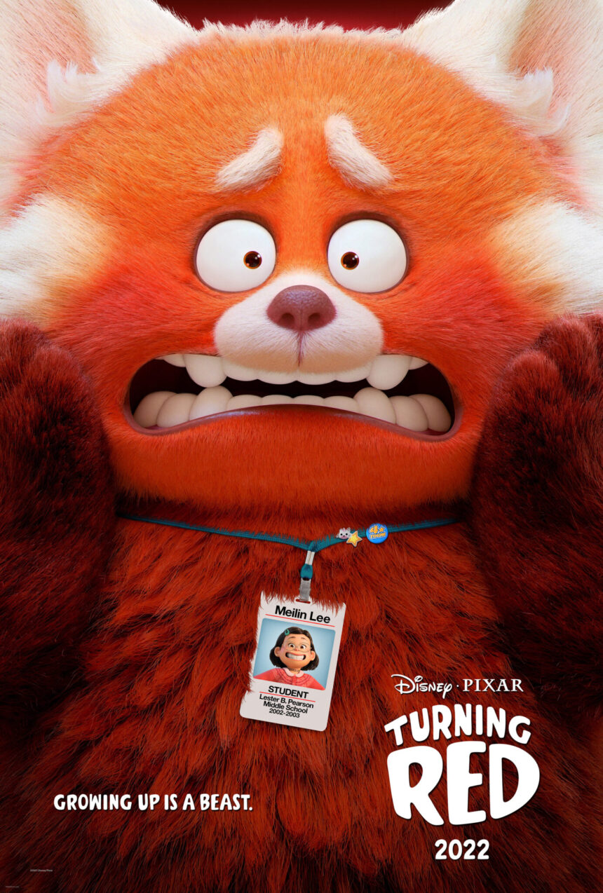Disney and Pixar's Turning Red- Watch the Trailer! #TurningRed