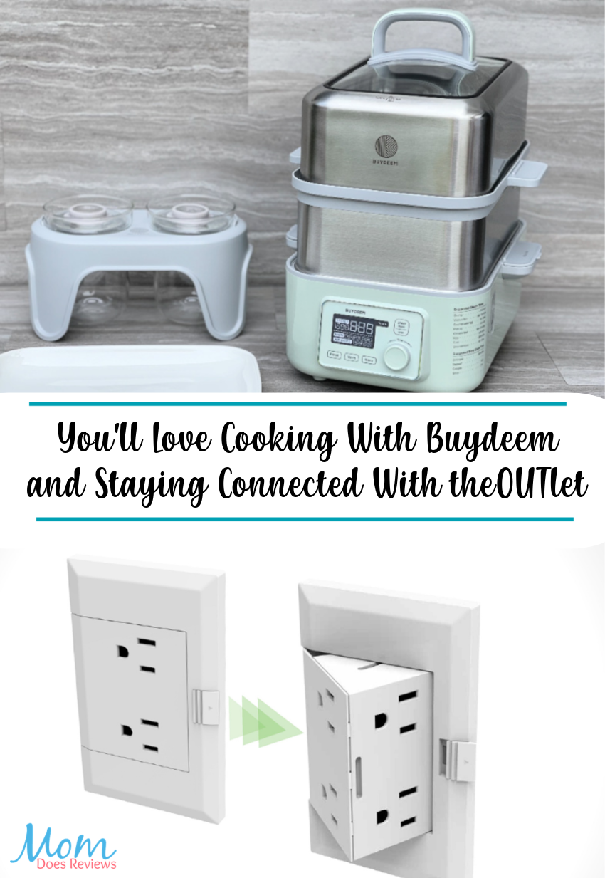 You'll Love CookingWith Buydeemand Staying Connected With theOUTlet